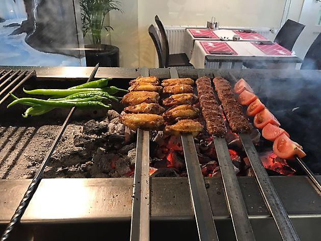 Turks eten in Groningen - Diyar Mangal Houtskoolrestaurant