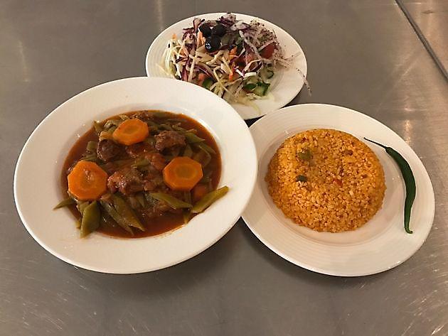 Dagmenu - Diyar Mangal Houtskoolrestaurant