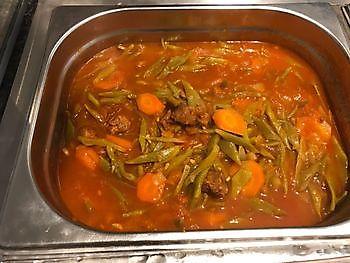 Schotel dagmenu Diyar Mangal Houtskoolrestaurant
