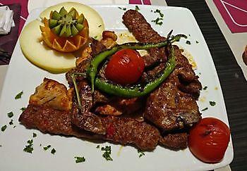 Mixed grill Diyar Mangal Houtskoolrestaurant