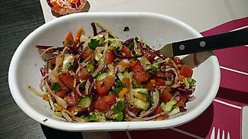 Salade Diyar Mangal Houtskoolrestaurant