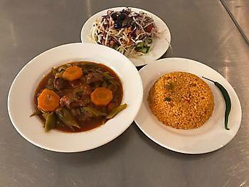 Dagmenu Diyar Mangal Houtskoolrestaurant